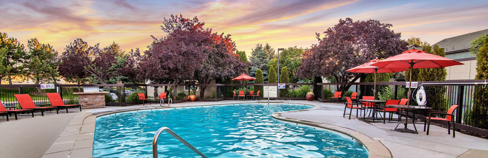 Amenities at Monterra Townhomes in Boise ID