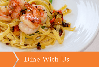 Dine with us at  Ashley Pointe