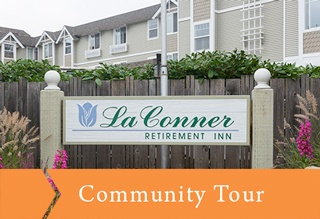 Take a Tour of La Conner Retirement Inn