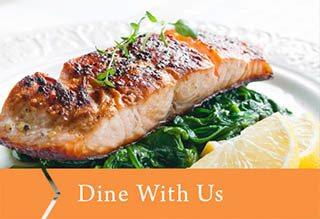 Dine with us at Farmington Square Beaverton