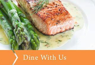 Dine with us at Farmington Square Medford