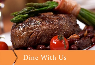 Dine with us at Bozeman Lodge