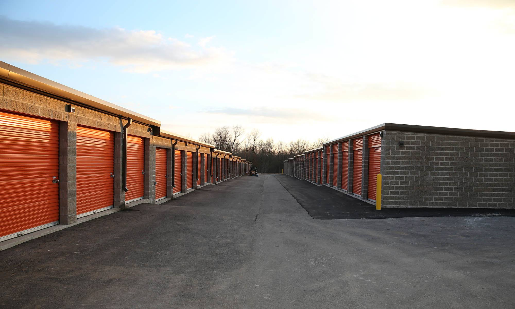 Self storage in St Louis