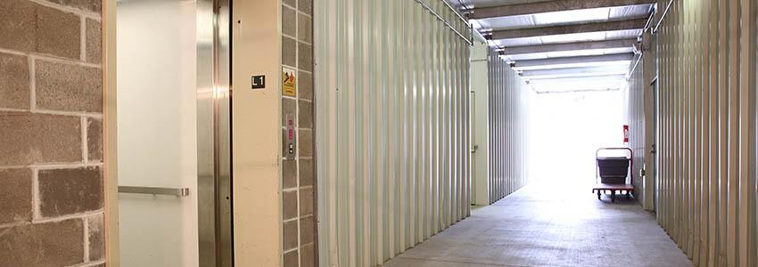 Easy access to self storage units in St. Louis, MO