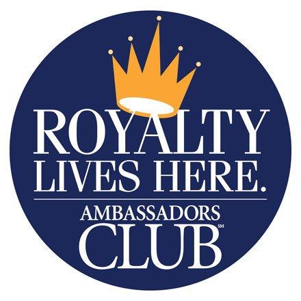 Senior living ambassador club in Tampa.