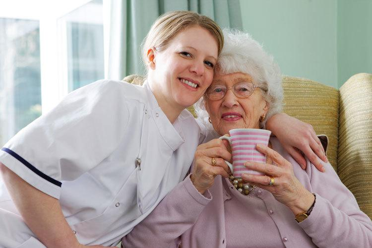 Personal care is available to senior living residents in Florida