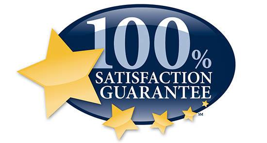 Discovery Village at Castle Hills offers a 100% satisfaction guarantee!