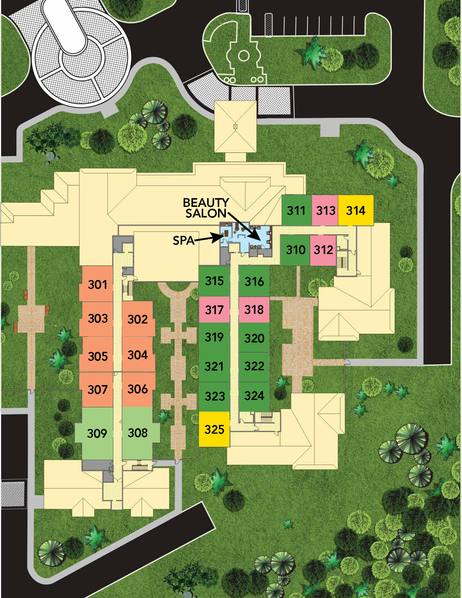 Floor Plan Discovery Village At Naples