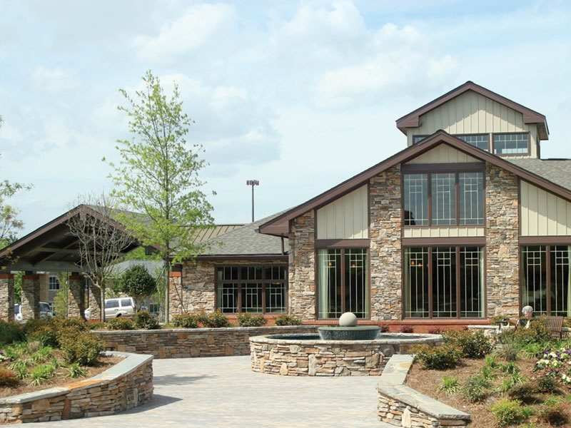 Welcome to our Suwanee senior living community!