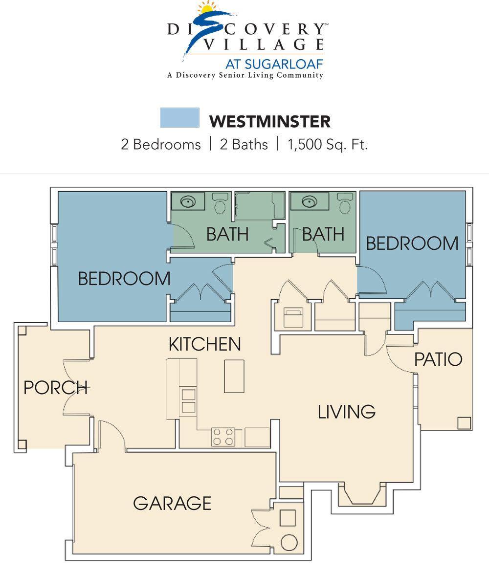100 Floor Plans For Cottages Senior