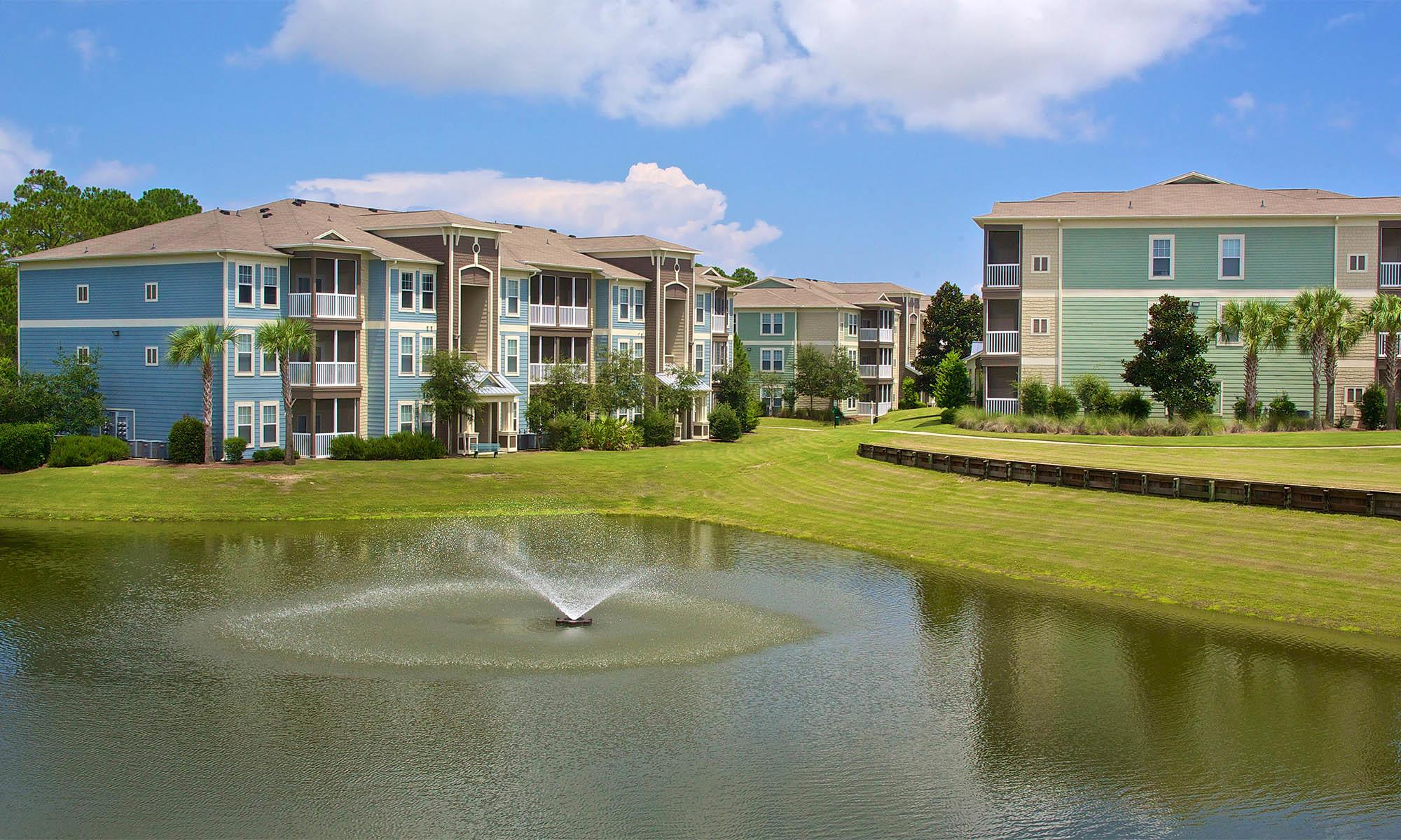 Apartments in Panama City Beach, FL