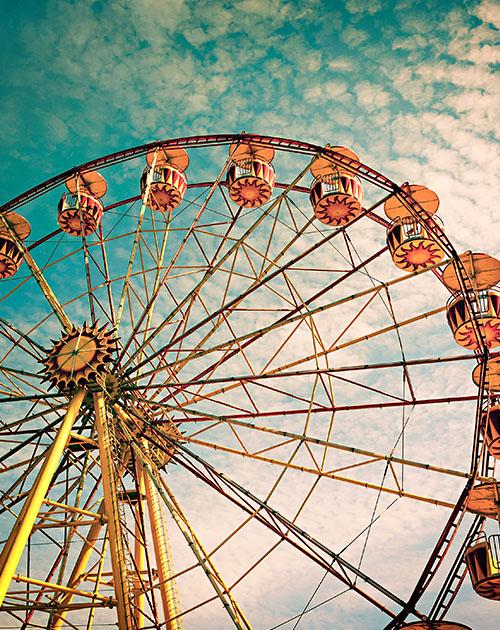Ferris Wheel in Noblesville near Cumberland Pointe