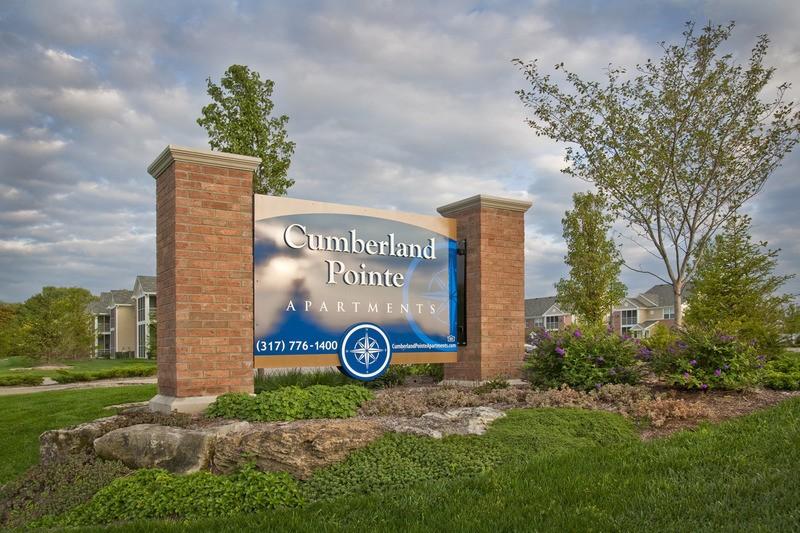 Cumberland Pointe Sign