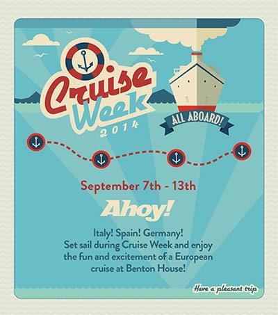Cruise Week - activities at Benton House of Augusta in Augusta, GA