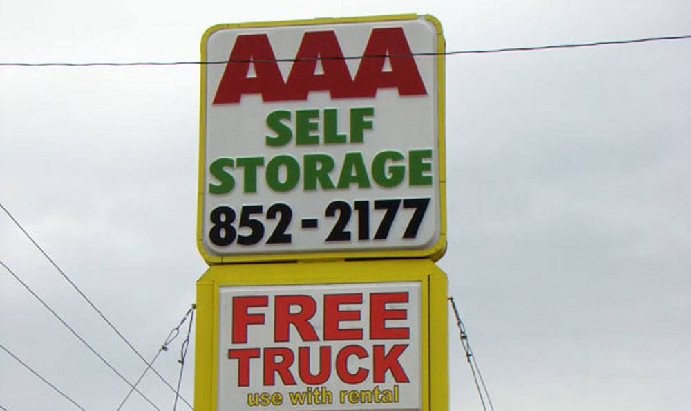 Jamestown, NC self storage facility