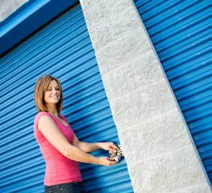 AAA Self Storage provides excellent self storage services
