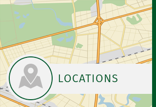 Locations of our AAA Self Storage self-storage facilities