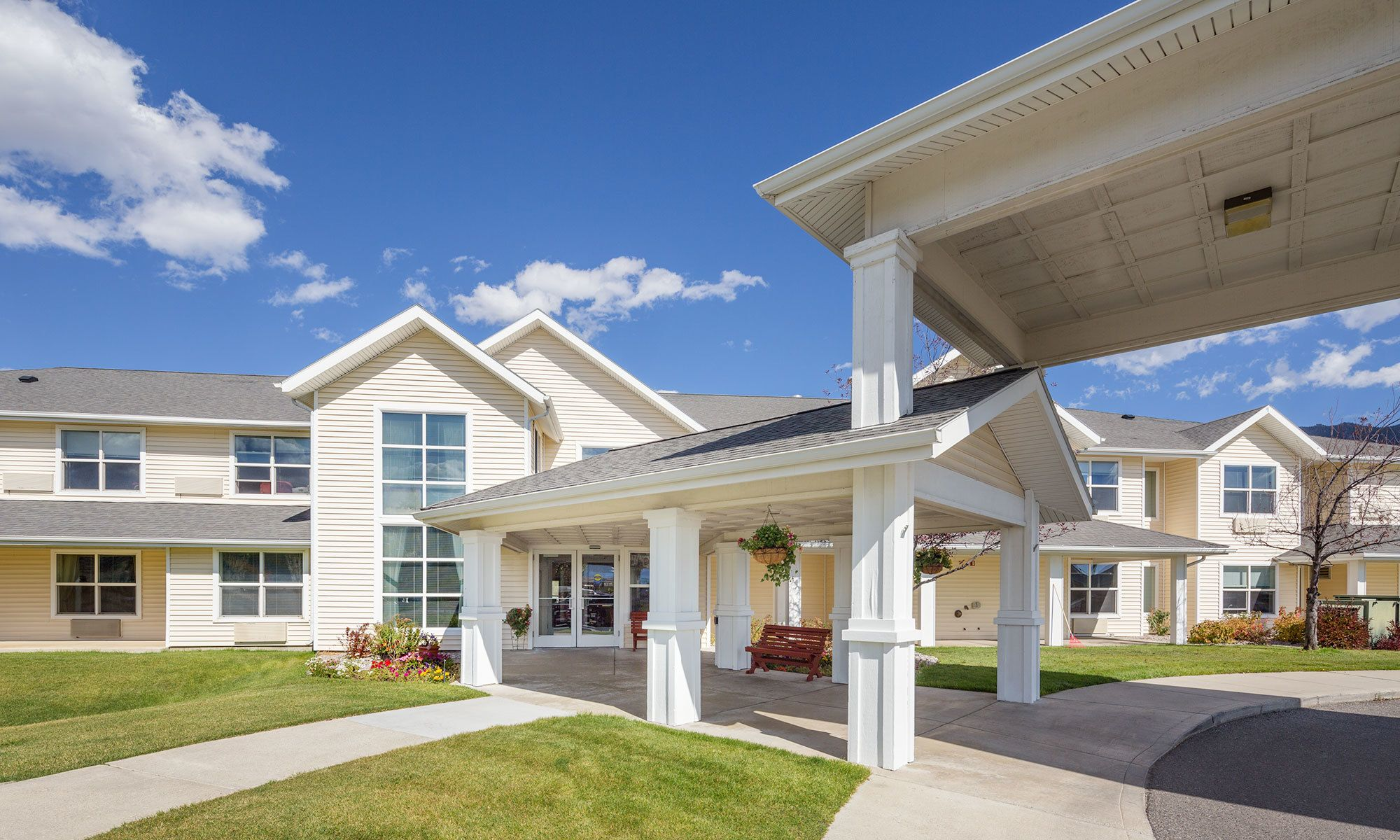 You've never been as happy as you are at our senior living facility in Butte, MT!