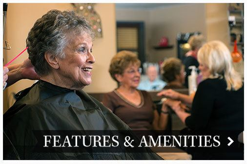 Learn about all of the fantastic features our senior living facility offers in The Dalles, OR