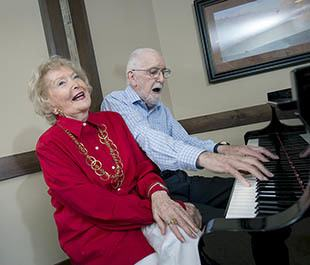 Independent living offered at our senior living facility makes life easier in McMinnville, OR