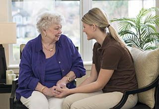 We offer a wide variety of senior living solutions