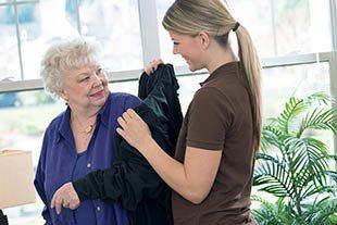 We offer senior living respite care in OR
