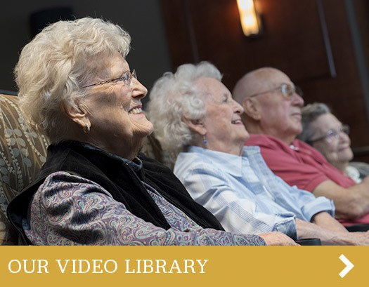 Visit our video library today to learn all about our senior living facilities in OR