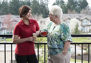 Find all the resources you need at our senior living facility in The Dalles, OR