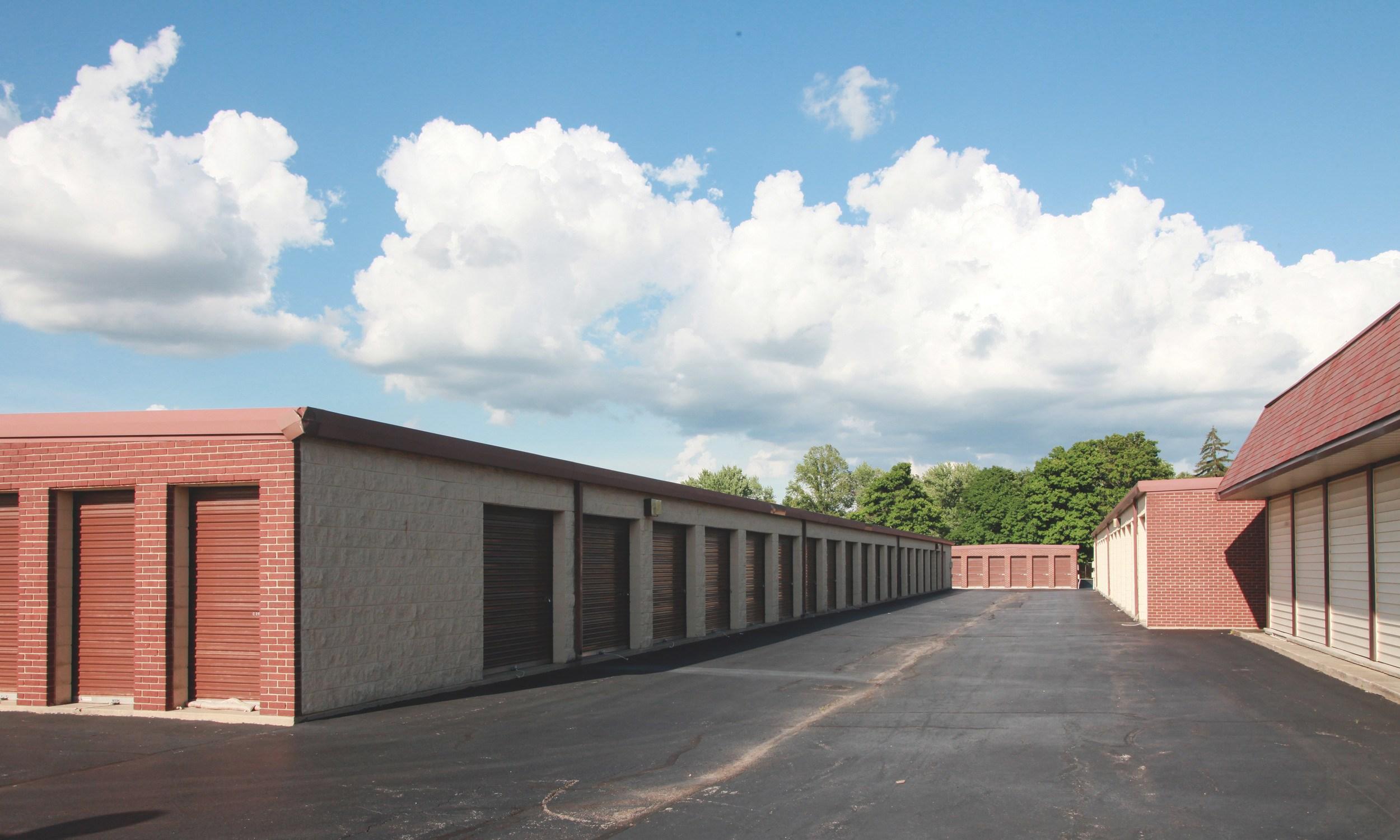 Self storage in Lafayette
