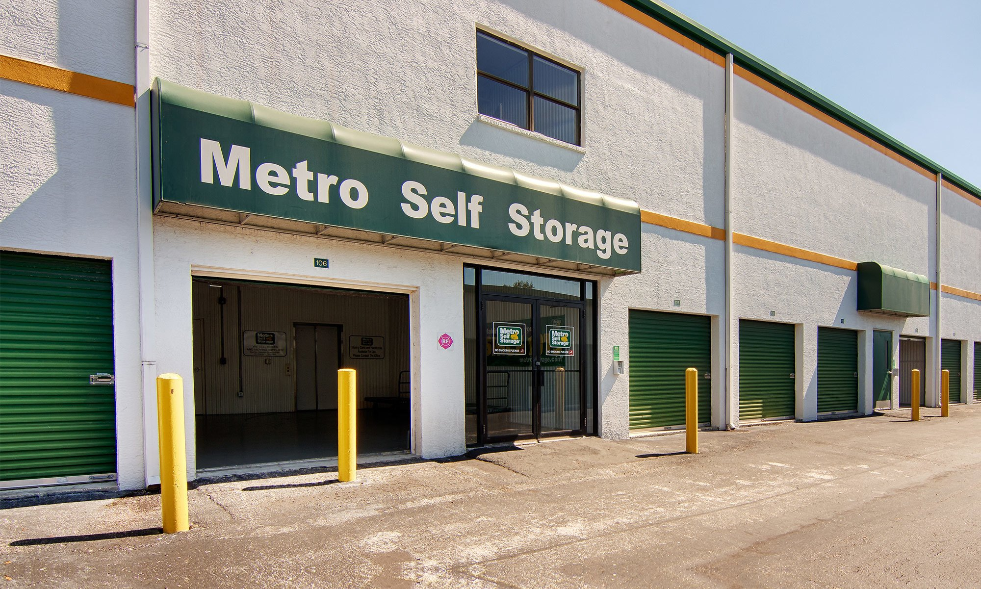 Metro Self Storage in Tampa, FL