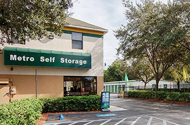 Metro Self Storage Lutz Fifty Four Nearby