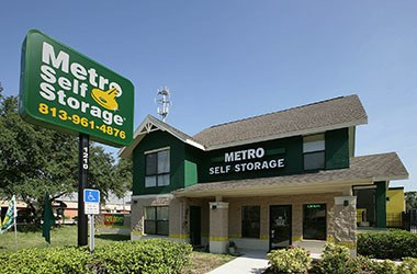 Metro Self Storage Tampa W Fletcher Nearby