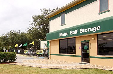 Metro Self Storage Wesley Chapel Nearby