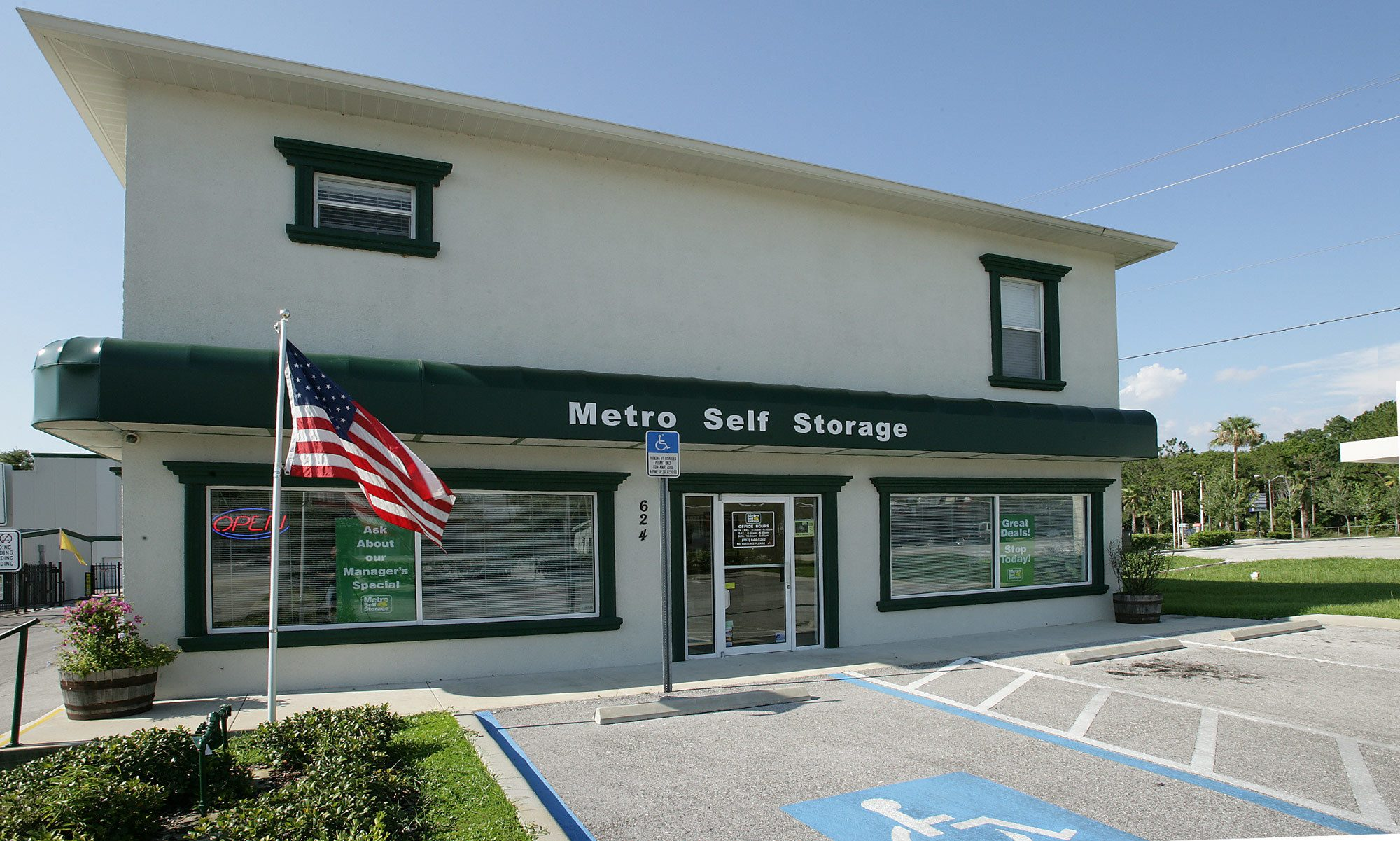 Metro Self Storage in Lakeland, FL