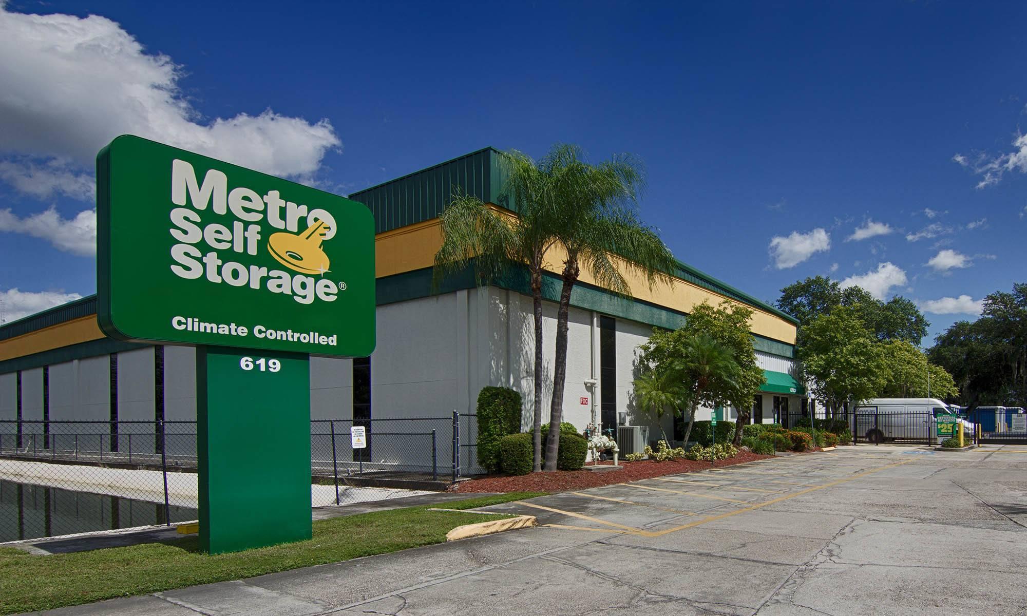 Metro Self Storage in Sarasota, FL