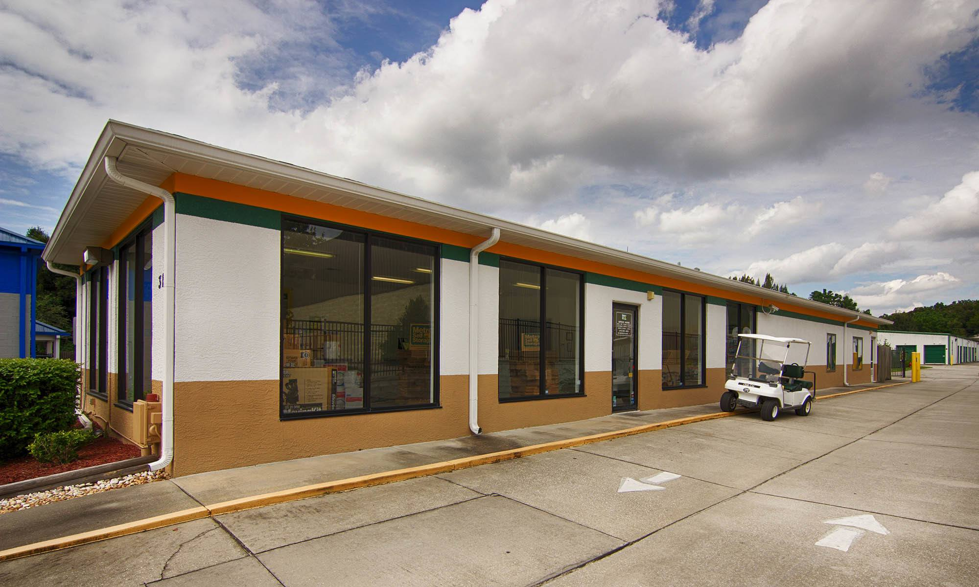 Metro Self Storage in Seffner, FL