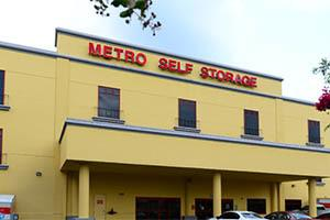 Metro Self Storage New Tampa I 75 Nearby