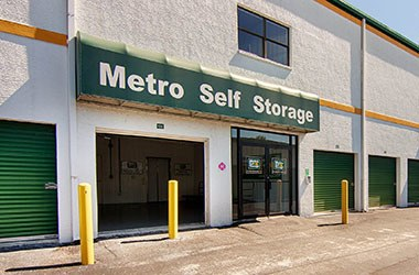 Metro Self Storage Carrollwood Nearby