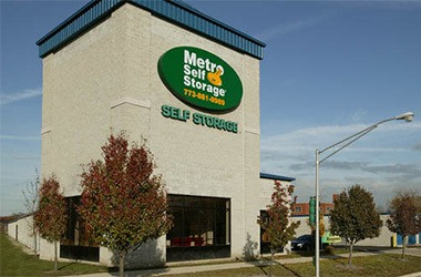 Metro Self Storage Chicago W 105th Nearby
