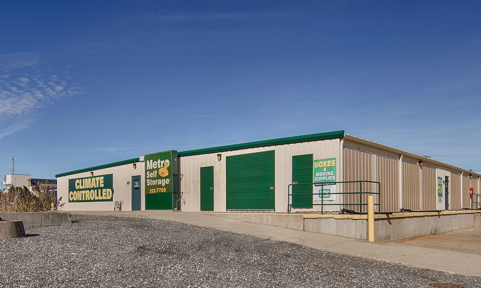 Metro Self Storage in Round Lake Beach, IL
