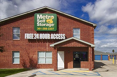 Metro Self Storage Corpus Christi Villa Leopard St Nearby