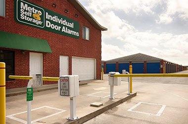 Metro Self Storage El Paso Loop Dr Nearby