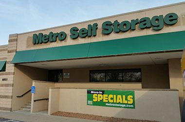 Metro Self Storage Eden Prairie nearby