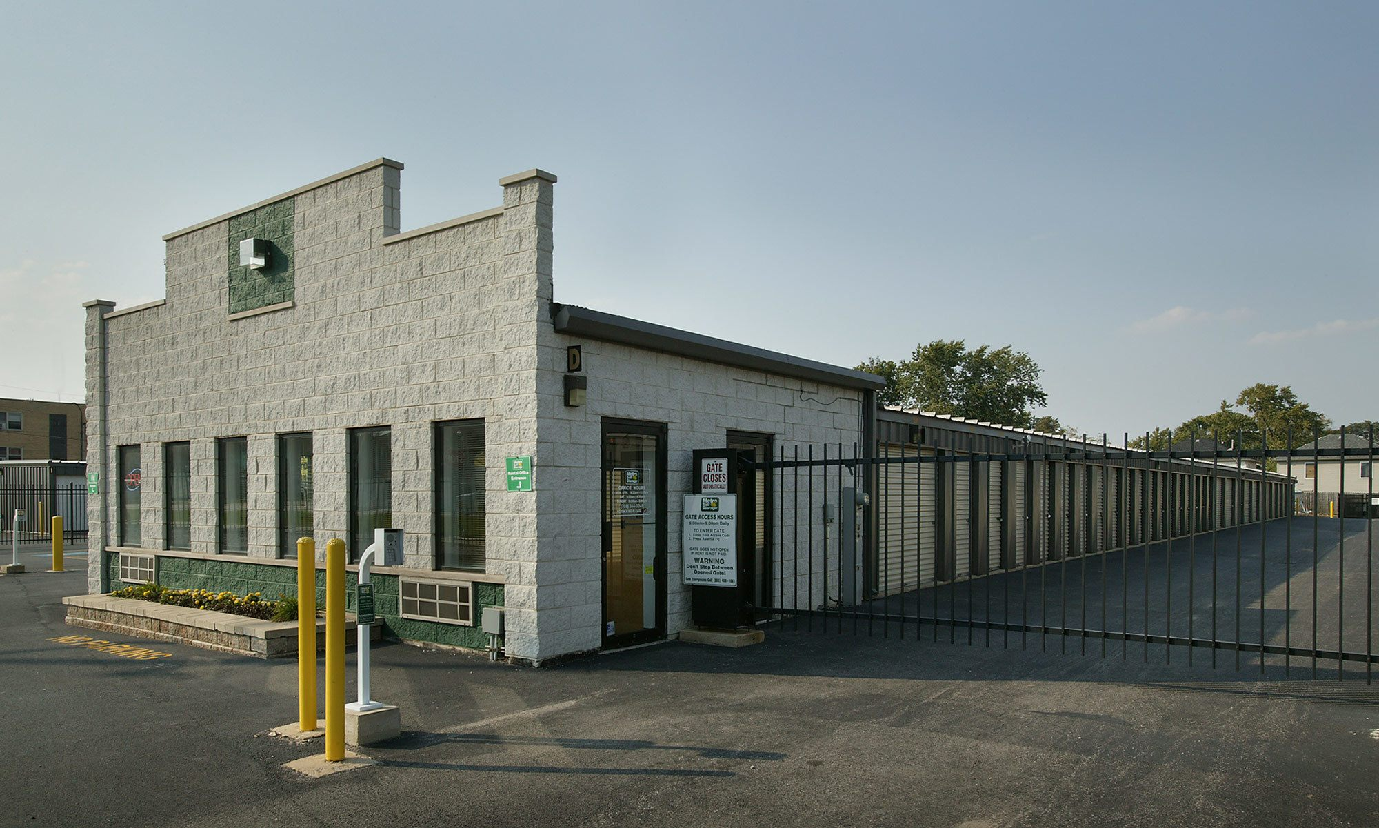 Metro Self Storage in Northlake, IL