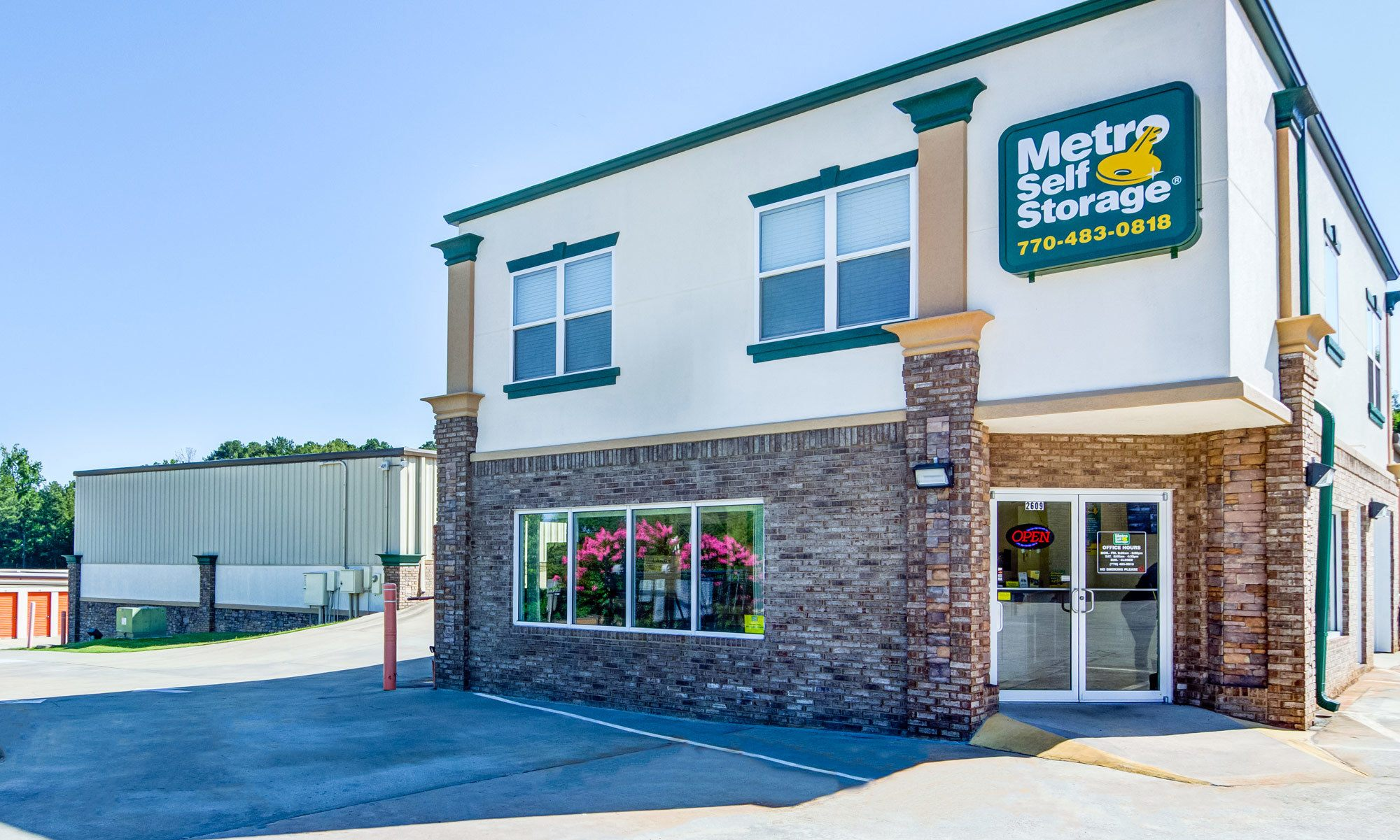 Metro Self Storage in Conyers, GA