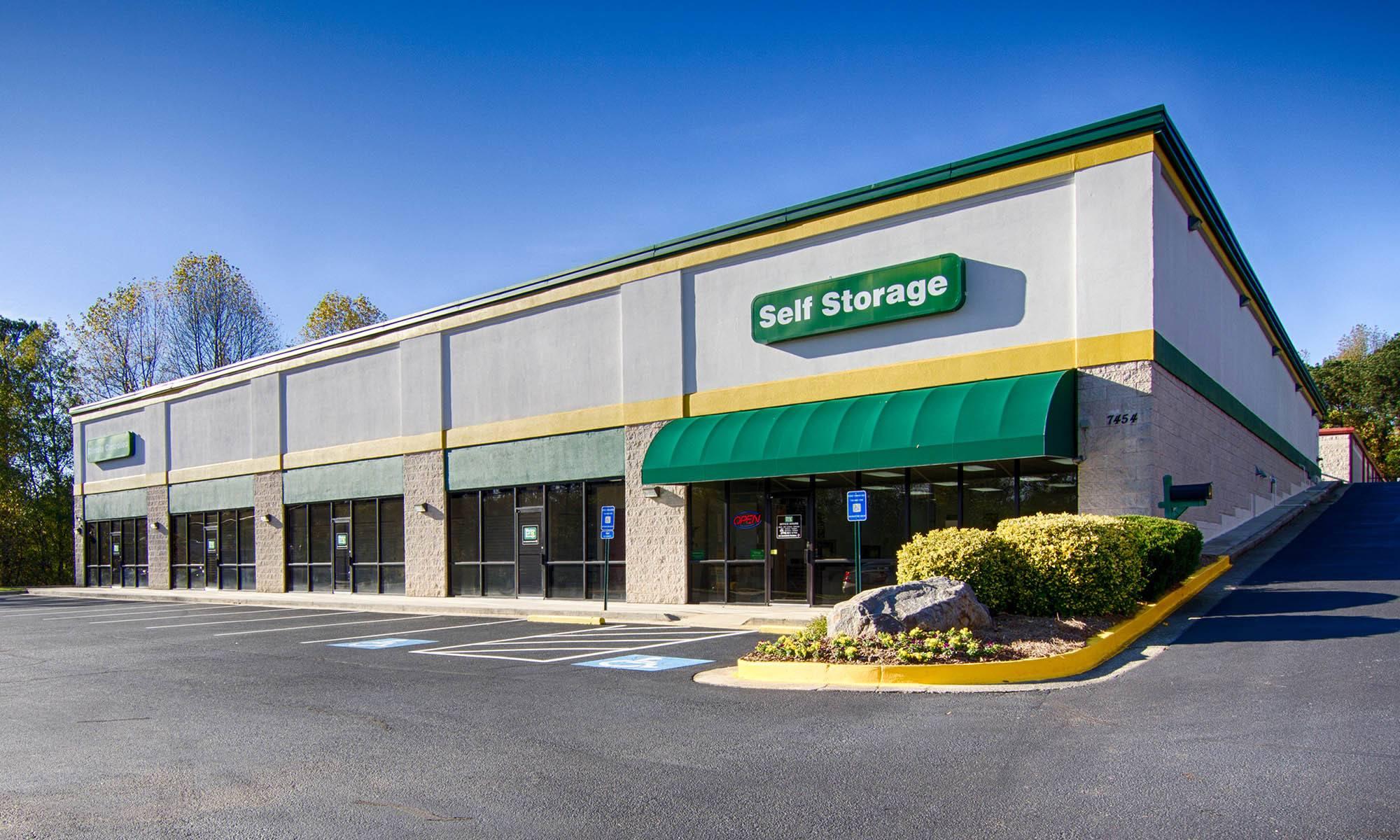 Metro Self Storage in Douglasville, GA