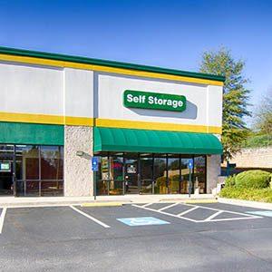Metro Self Storage Douglasville Nearby