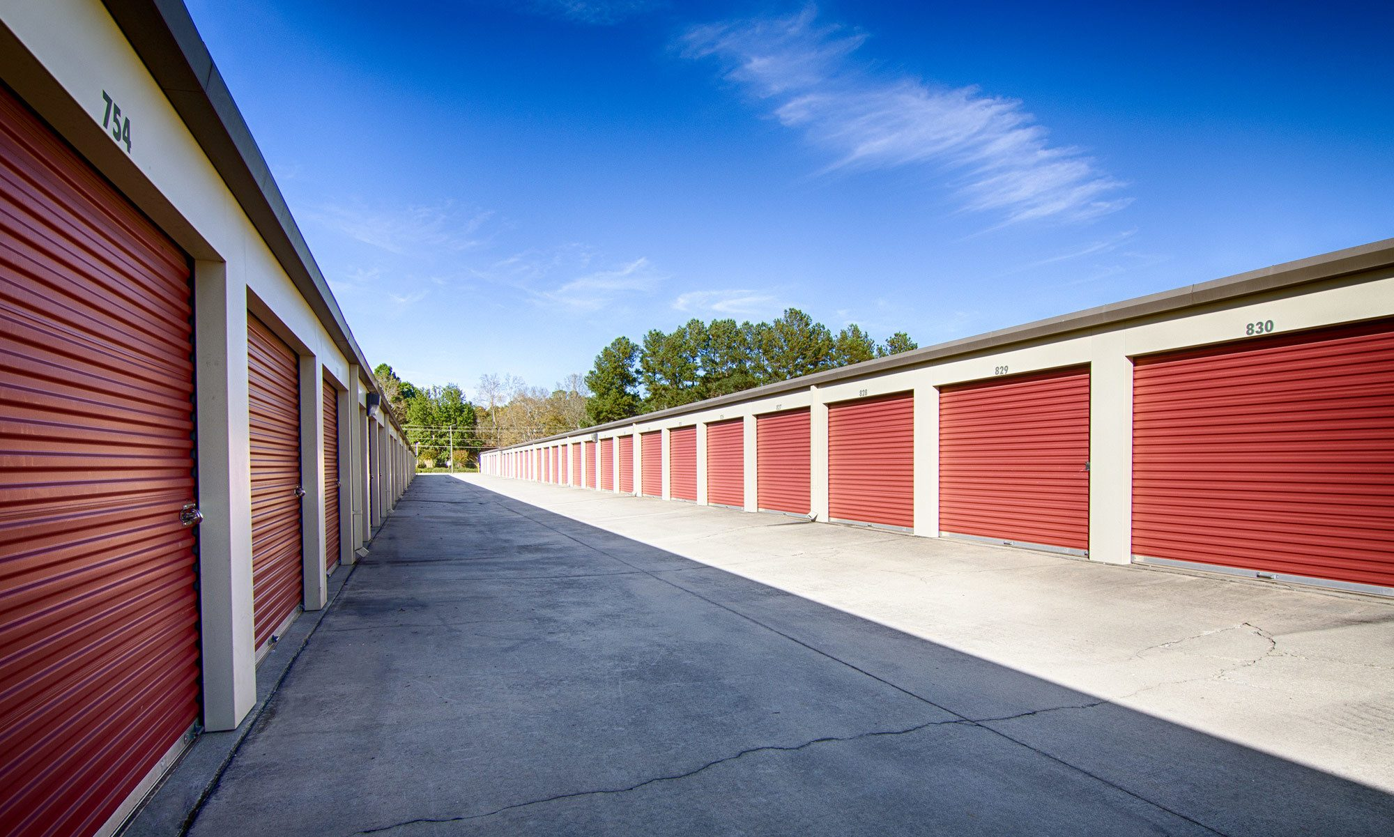 Metro Self Storage in Lithonia, GA