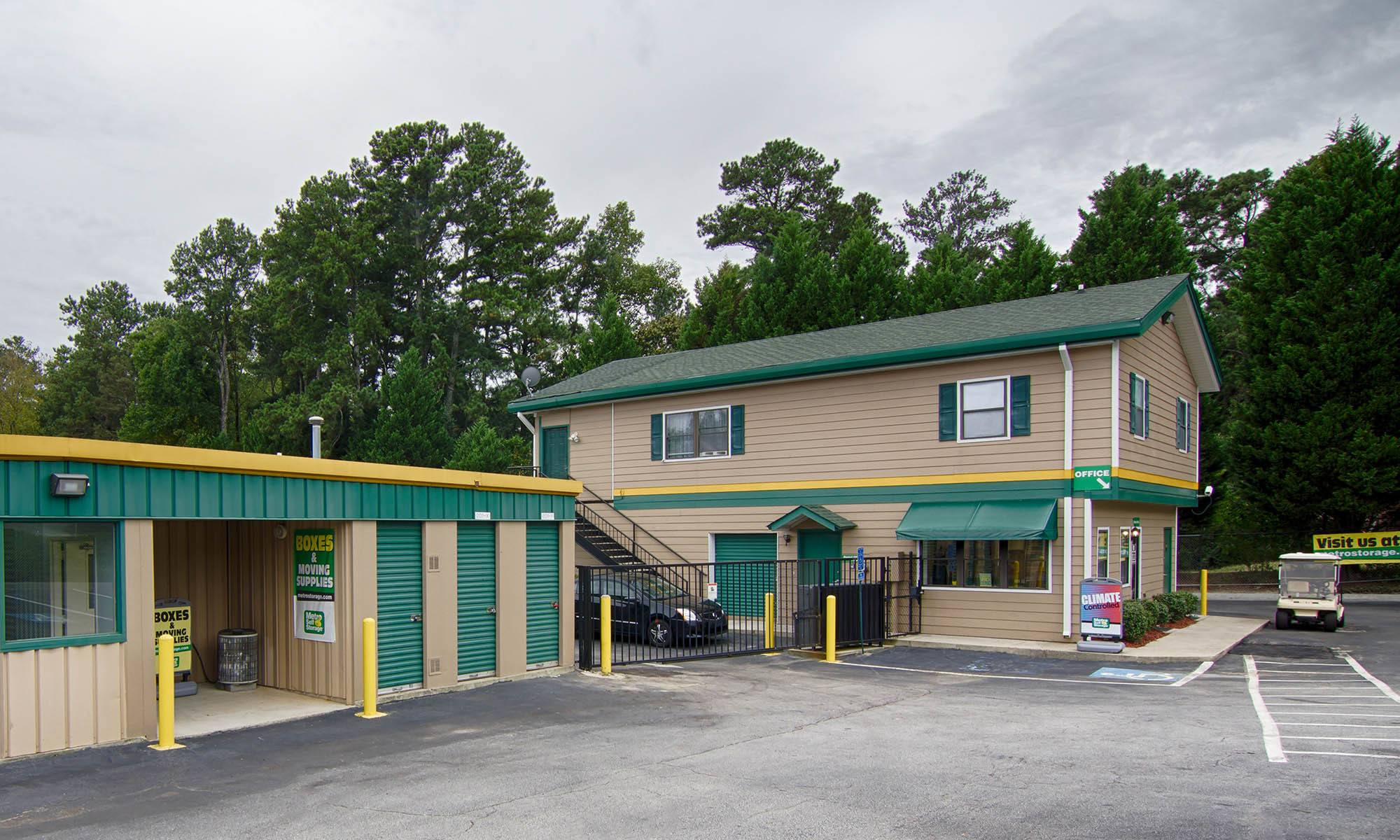 Metro Self Storage in Norcross, GA