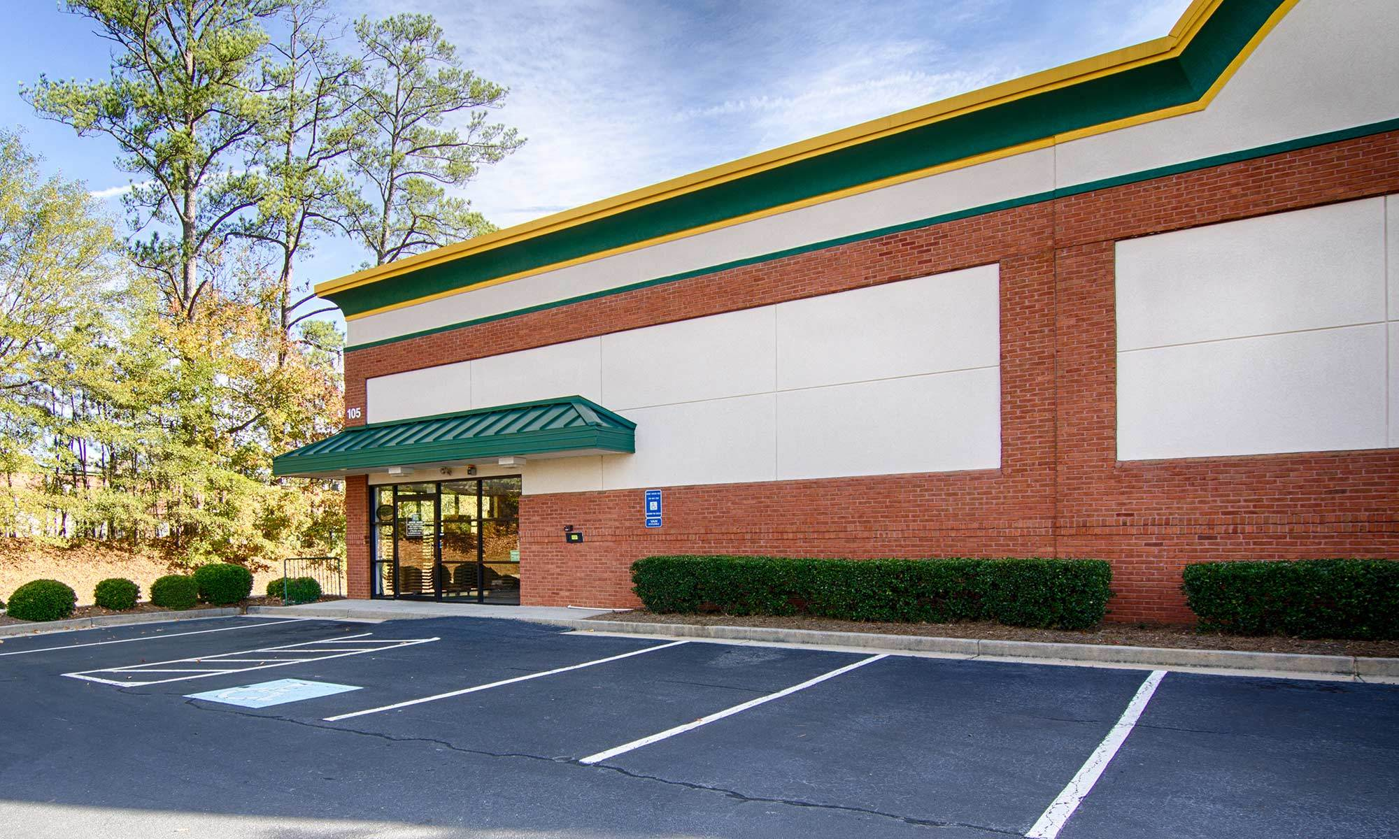 Metro Self Storage in Roswell, GA